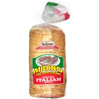 Bread, Italian Enriched