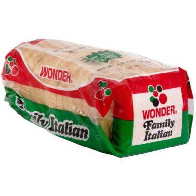 Enriched Bread, Italian