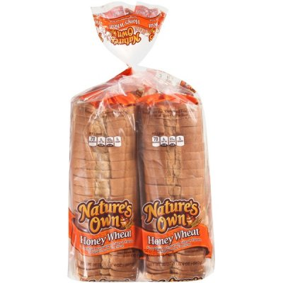 Enriched Wheat Club Bread
