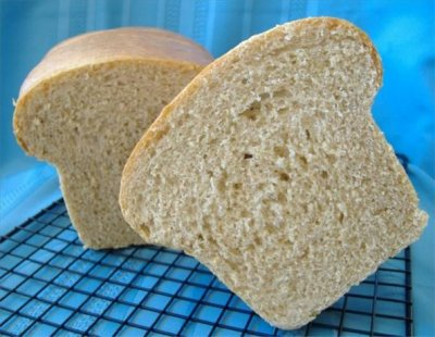 Oat Bran N'Honey Bread