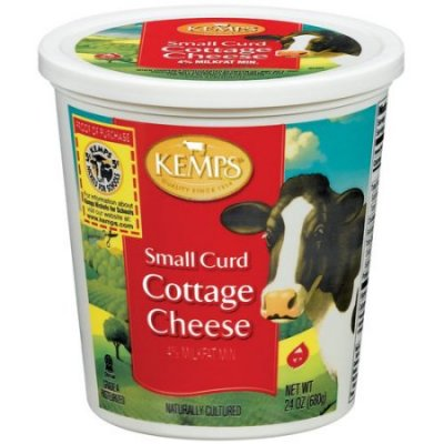 small curd cottage cheese