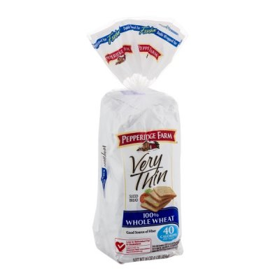 Bread, Think Sliced, Enriched