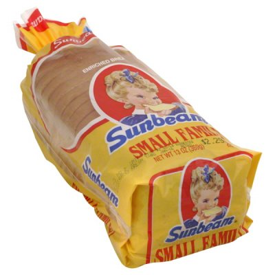 Enriched Bread, Small