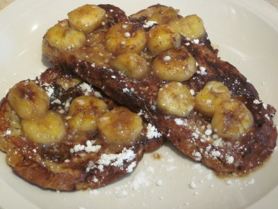 French Toast Breakfast Breads