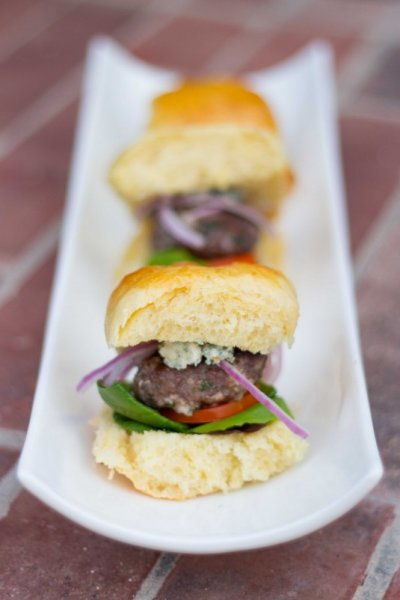 Sliders Sweet & Soft Bread
