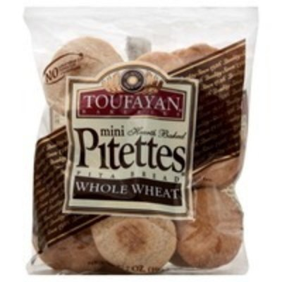 Pitettes - Whole Wheat