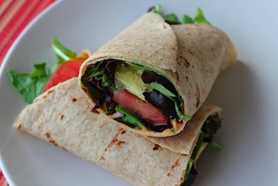 Whole Grain Wrap Simply Wholesome