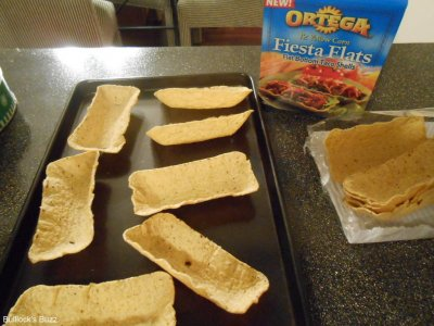 Fiesta Flats, Flat Bottom Taco Shells