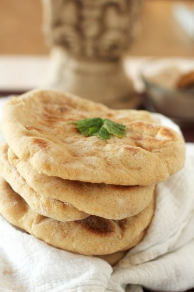 Small Wheat Pita Bread