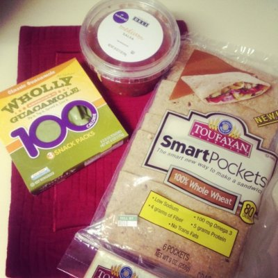 Smart Pockets, 100% Whole Wheat