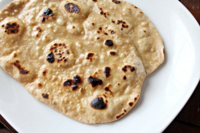 Naan, Whole Grain