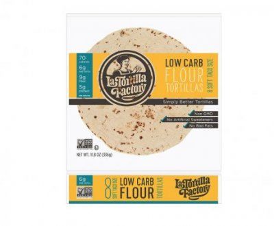 Soft Taco Size Multigrain Tortillas