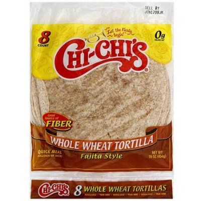 Tortillas Flour,6