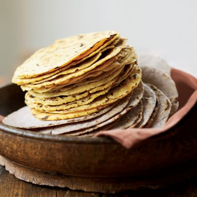 Corn Tortillas, 4.5 Inch