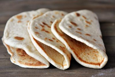 Flat Bread, Greek Pita