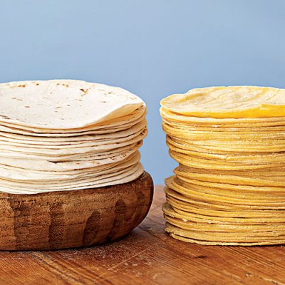 Flour Tortillas, Light