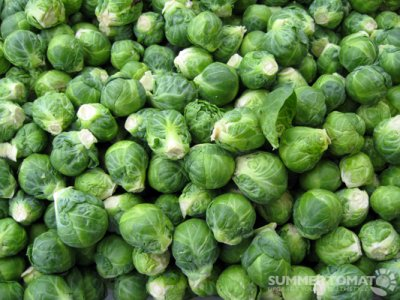 All Natural Baby Brussels Sprouts