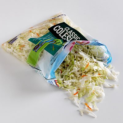 Coleslaw, 3-Color, Pre-Packed