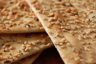 Flatbreads - Multiseed