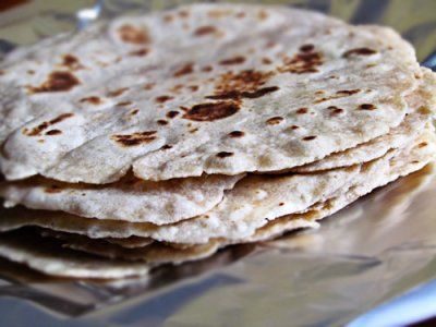 Multi-Grain Flatbread