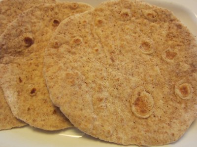 Tortillas Wheat Flour