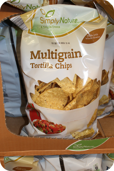 Multigrain Tortilla, Medium