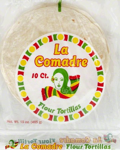 Tortillas,Flour 10 Ct 6 In