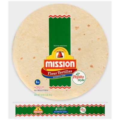 Tortillas,Flour 16 Oz