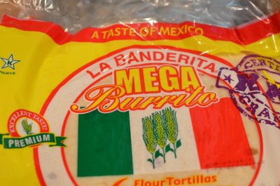 Flour Tortillas, Soft Taco and Burrito Size