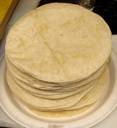 Tortillas, Flour, Soft Taco