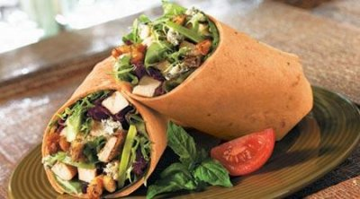 Wraps, Sun-Dried Tomato Basil