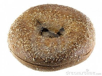 Bagel Spinoza, Whole Wheat