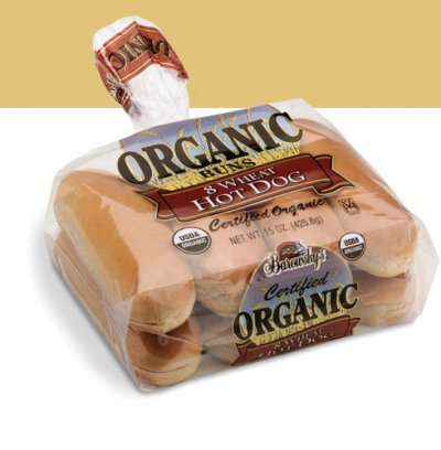 Organic Hot Dog Buns