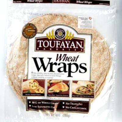 Wraps, Wheat