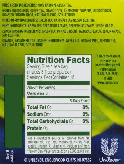 ForOffice   jasmine tea calories