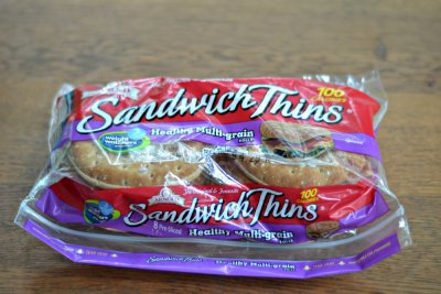 Multigrain Thin Sandwich Rolls
