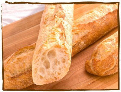 Parbaked Baguettes