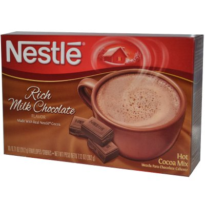 Milk Chocolate Flavor Hot Cocoa Mix