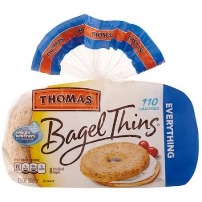Bagel Thins, Everything