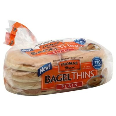 Bagels, Thin Sliced, Everything