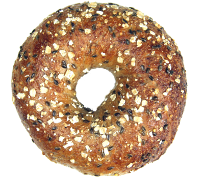 Whole Wheat Multigrain Soft Bagels