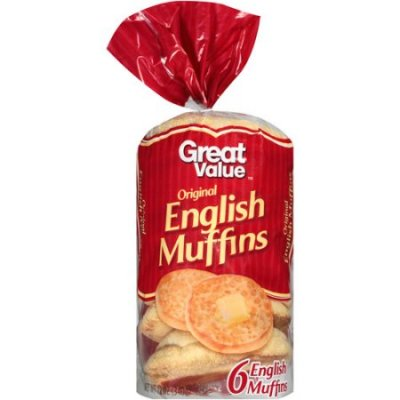 English Muffins, Original, Value Pack