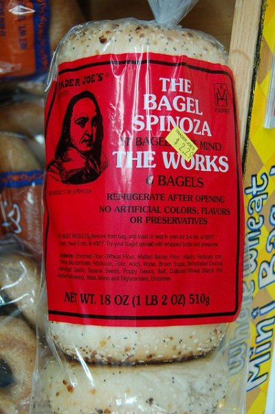 The Bagel Spinoza - The Works