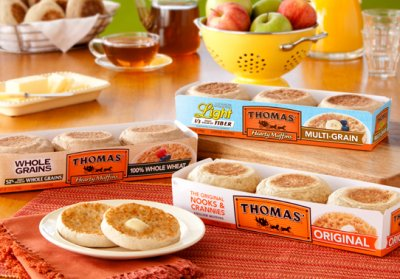 The Original Nooks & Crannies, English Muffins