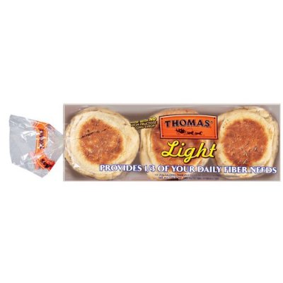 Light English Muffins