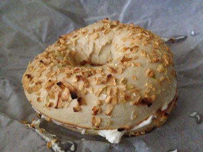 Onion Bagels, Bagel Josef's