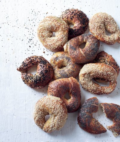 Original Recipe Bagels, Plain