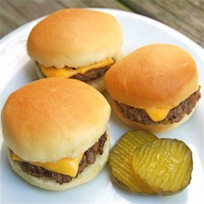 Sliders Mini Buns