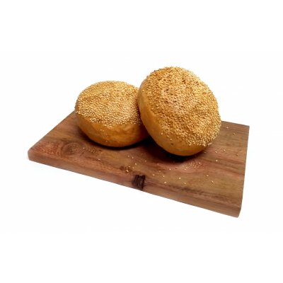 Enriched Jumbo Seeded Buns