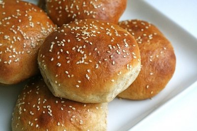 Wheat Sandwich Buns